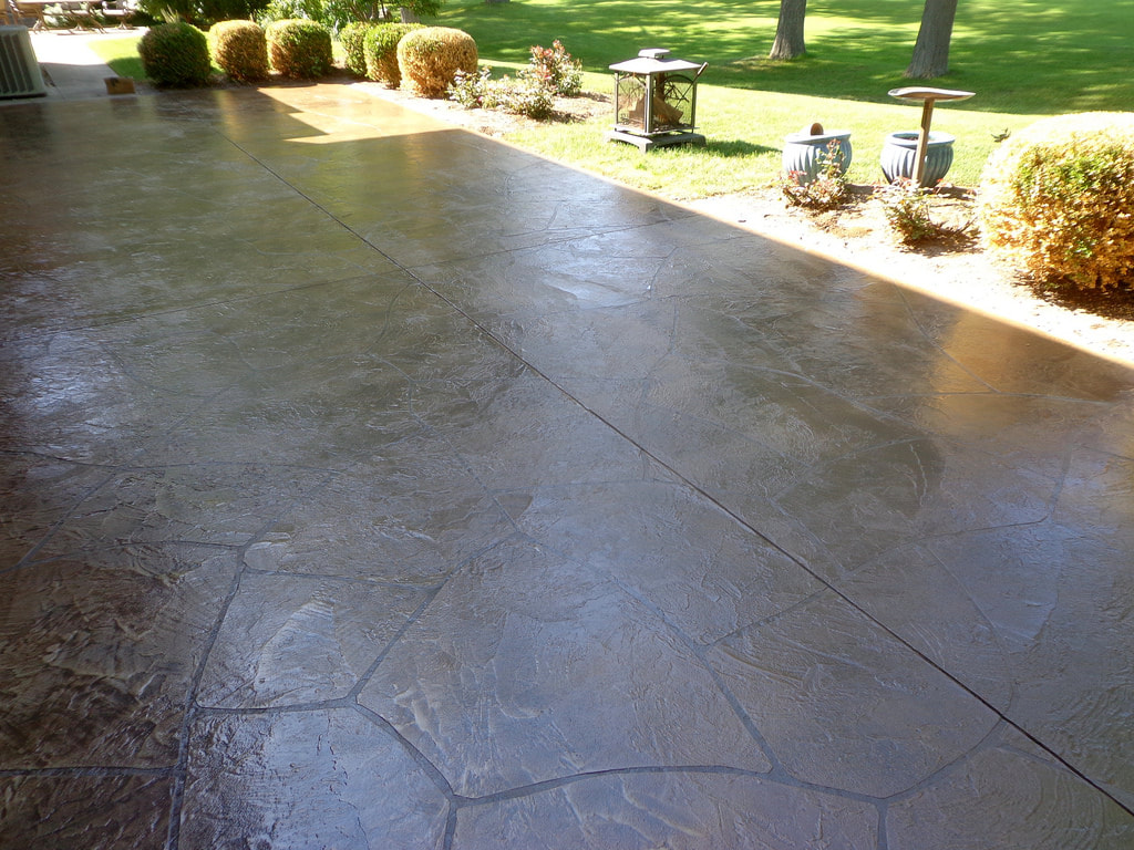 this is an image of concrete flatwork contractor in folsom, ca